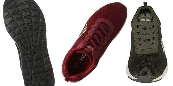 zapatillas transpirables Kappa Classy acolchadas oferta