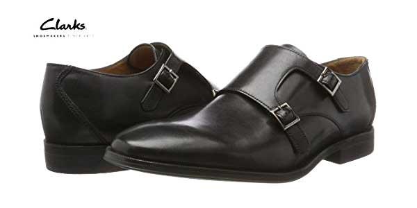 Zapatos Clarks Gilman Step para hombre baratos en Amazon Moda