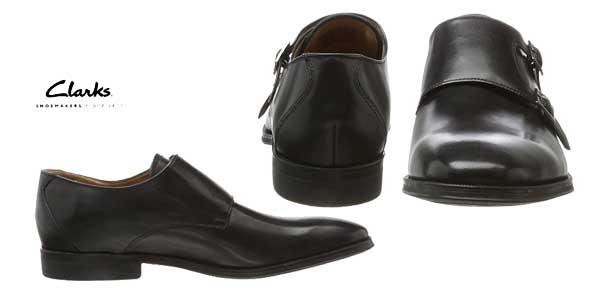 Chollazo Zapatos Clarks Gilman Step para hombre por sólo 46