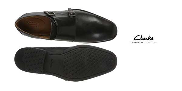 Zapatos Clarks Gilman Step para hombre chollazo en Amazon Moda