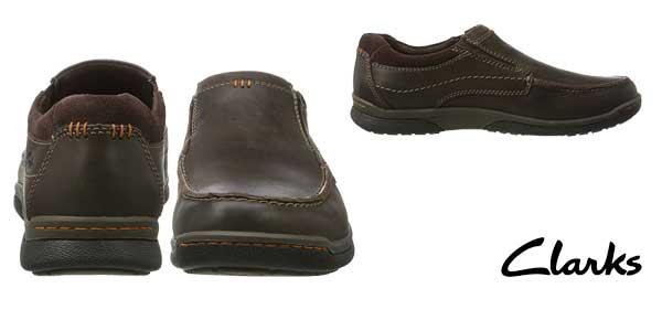 Zapatos Clarks Randle Free para hombre chollazo en Amazon moda