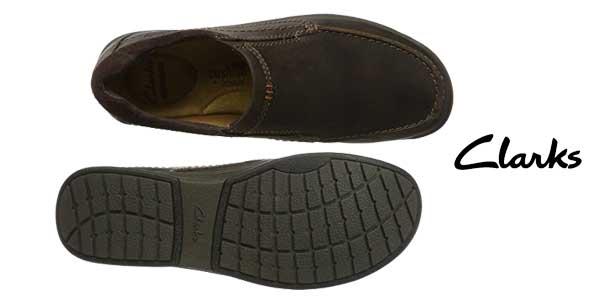 Zapatos Clarks Randle Free para hombre chollo en Amazon moda
