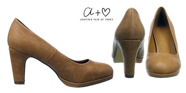 Zapatos de salón Another Pair of Shoes Patriciaae3 para mujer chollo en Amazon Moda