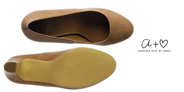 Zapatos de salón Another Pair of Shoes Patriciaae3 para mujer chollazo en Amazon Moda