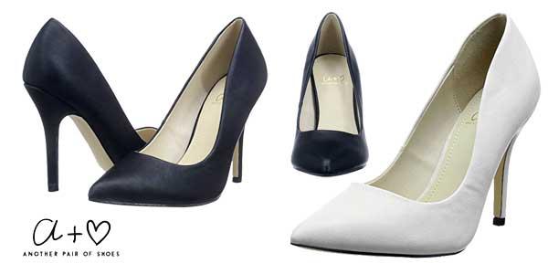 Zapatos de salón Another Pair of Shoes Penelopeee con tacón de aguja para mujer chollazo en Amazon