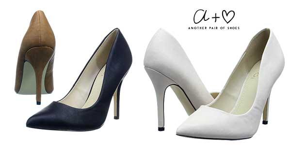 Zapatos de salón Another Pair of Shoes Penelopeee con tacón de aguja para mujer baratos en Amazon Moda
