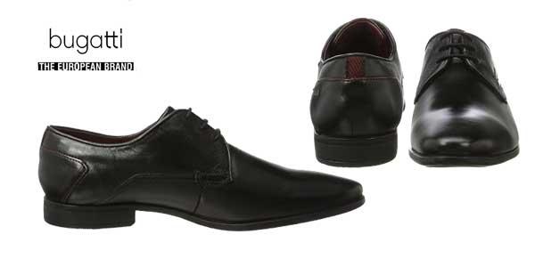 2e37a281740 Zapatos de vestir Bugatti 312295011000 para hombre chollo en Amazon Moda