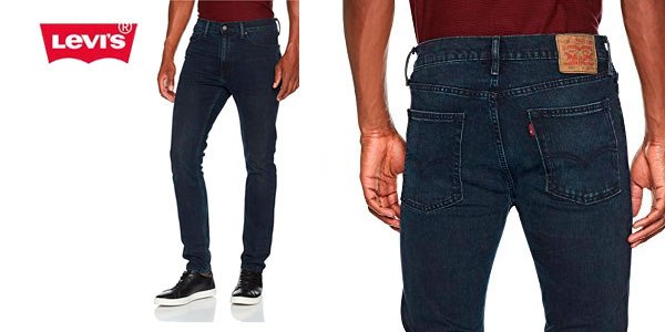 Pantalones Levi's Skinny fit baratos en Amazon