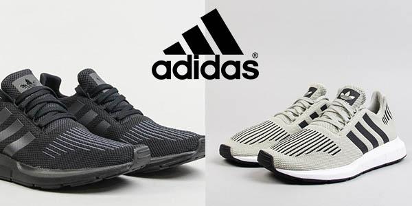 Adidas Swift Run Sesamo zapatillas unisex para running baratas