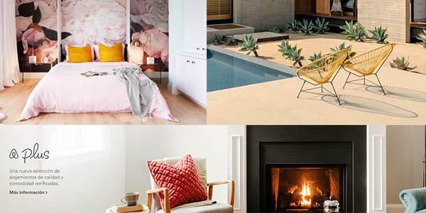 apartamentos y viviendas vacacionales Airbnb con genial relación calidad-precio