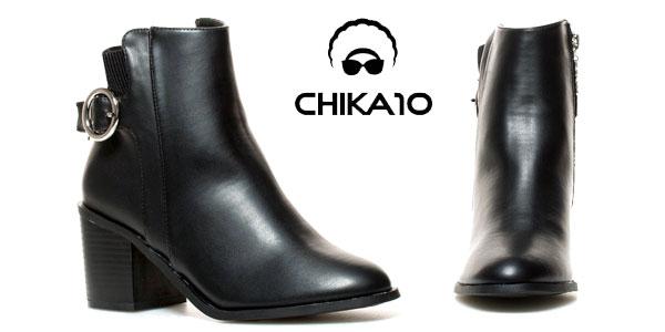 Comprar Botines Chika10 Noa para mujer chollazo en eBay España
