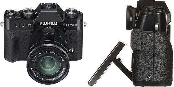 Fujifilm X-T20 + objetivo XC 16-50mm