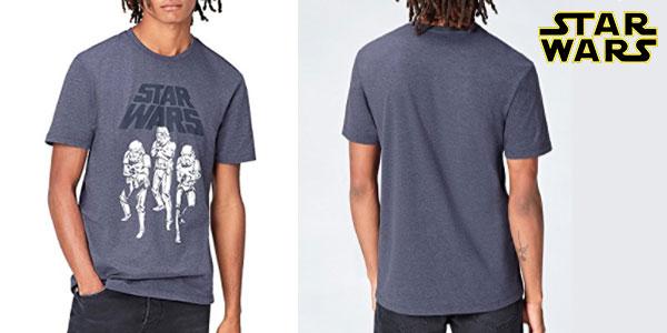 Camiseta Find Star Wars Stormtrooper de color azul para hombre en oferta