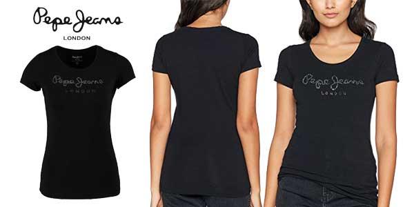 Pepe Camiseta barata Amazon para Puppy en Moda Jeans mujer gdwqz7d