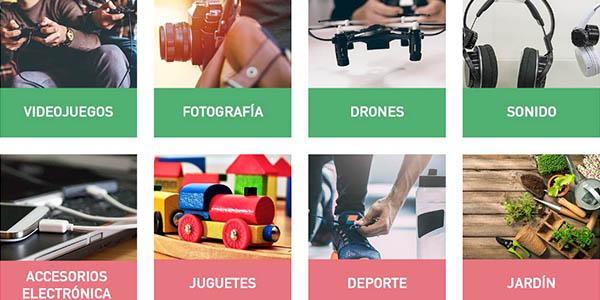Carrefour online promoción descuentos informática y telefonía