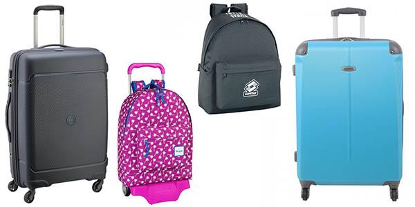 Carrefour online trolleys y mochilas a precio brutal