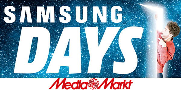 Samsung Days en Media Markt