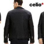 Chaqueta de piel sintética Celio Fuperfect para hombre barata en eBay