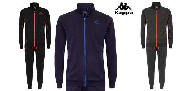 Chandal de 2 piezas Kappa Arin en varios colores para hombre chollo en eBay
