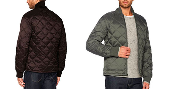 Chaqueta Dockers Jacket quilted Down acolchada para hombre