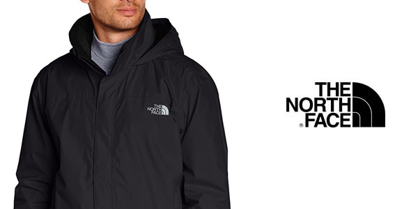 Chaqueta the North Face M Resolve para hombre barata en Amazon