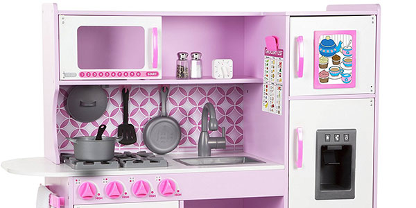 Chef's Kitchen de Melissa & Doug en oferta