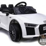Coche eléctrico infantil Audi R8 Spyder
