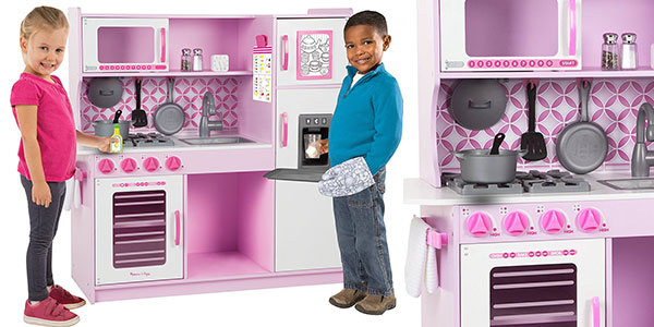 Cocina de juguete Chef's Kitchen de Melissa & Doug barata