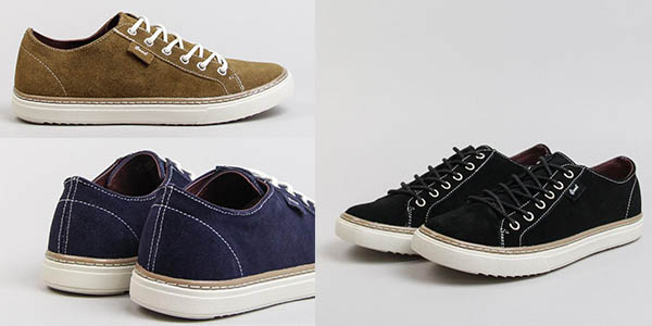 Coolway Dalton zapatillas planas en ante chollo