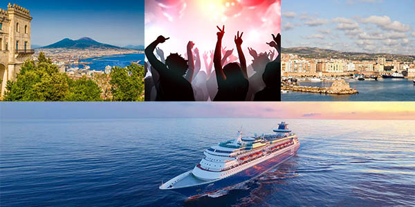 Crucero Pullmantur 5 Maravillas Jóvenes oferta febrero 2018
