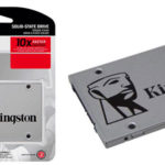 Disco duro Kingston SSD Now UV400 de 2.5 pulgadas de 120 GB barato