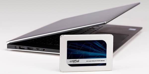 Crucial MX500 de 1 TB en Amazon