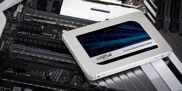 Disco duro SSD Crucial MX500 de 1 TB barato
