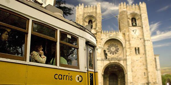 3 días en Lisboa desde 220€ incl. vuelos y alojamiento en hotel ... 81d53a3c8c951