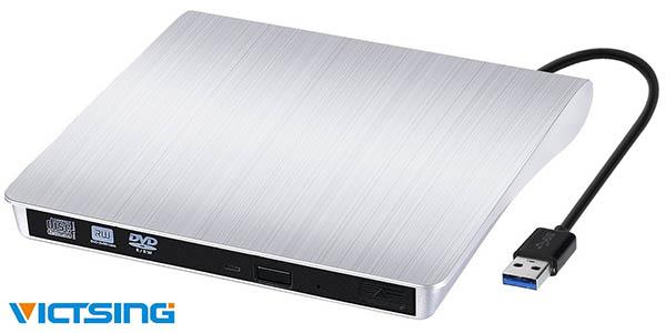 Grabadora DVD-CD externa VicTsing con USB 3.0