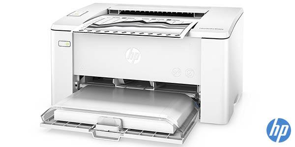Impresora láser HP LaserJet Pro M102w