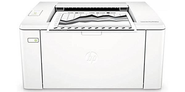 HP LaserJet Pro M102w con WiFi