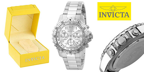 Invicta 6620 reloj de pulsera en acero inoxidable oferta