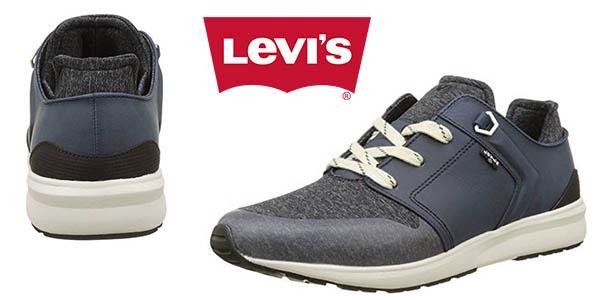 Levi's Black Tab Runner zapatillas casuales para hombre oferta