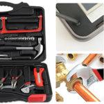 Maletín Intey de 57 herramientas barato