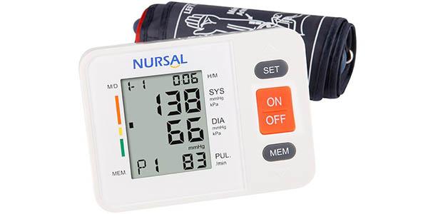 Monitor digital de presión arterial Nursal