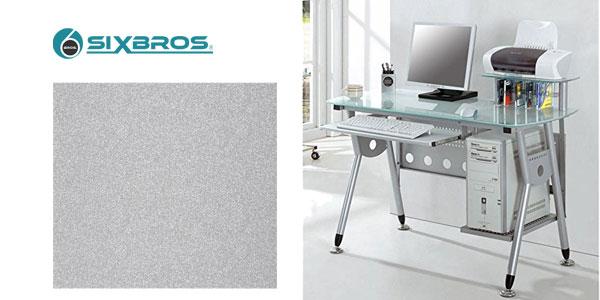 Mesa de escritorio y ordenador SixBros. CT-3783 chollazo en eBay España