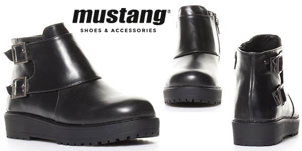 Mustang Aquario botines casuales para mujer oferta