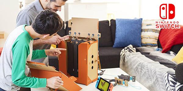 Kit de Robot Nintendo Labo: Toy-Con 02