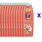 Pack de 12 unidades de Gel FA Paradise Moments de 250 ml chollo en Amazon