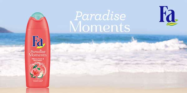 Pack de 12 unidades de Gel FA Paradise Moments de 250 ml barato en Amazon