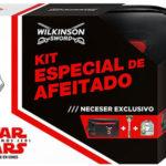 Pack Wilkinson Hydro Sensitive + neceser Star Wars barato