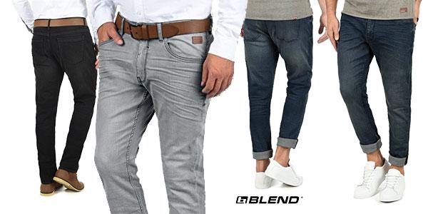 Vaqueros BLEND Twister para hombre en varios colores baratos en Amazon Moda