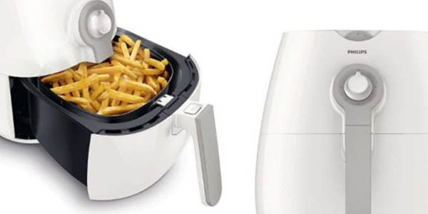 Philips Daily Collection Airfryer HD9216/80 freidora eléctrica con circulación de aire caliente chollo