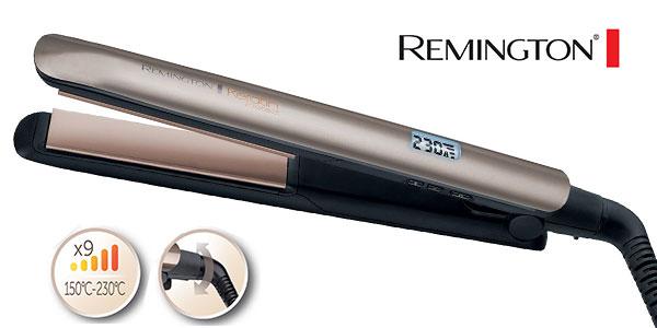 Plancha para el pelo cerámica Remington S8540 Keratin Protect barata